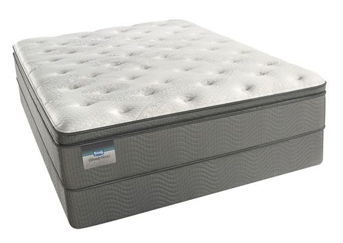 Simmons Beautyrest Empress Luxury Firm Pillow Top Mattress