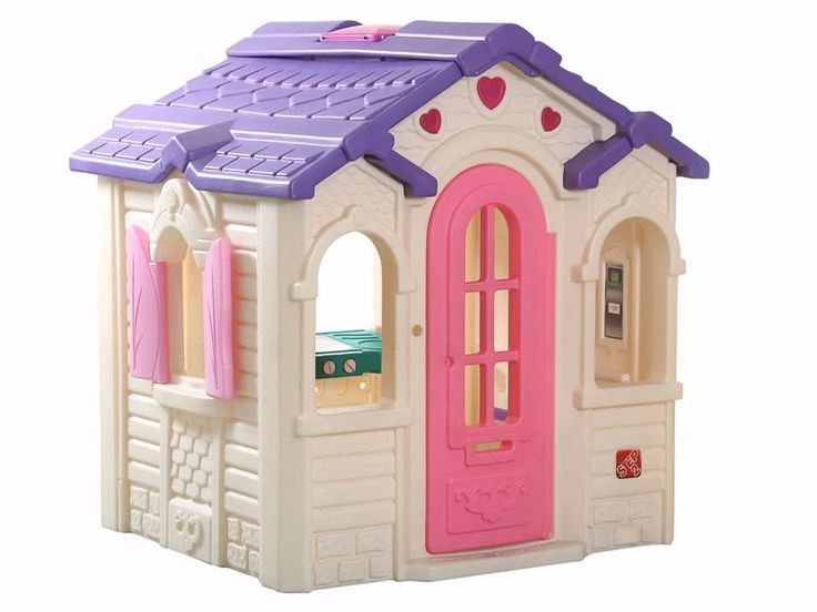 Casita De Barbie Gigante Fisher Price=littles Tikes - $ 5.499,00 en MercadoLibre