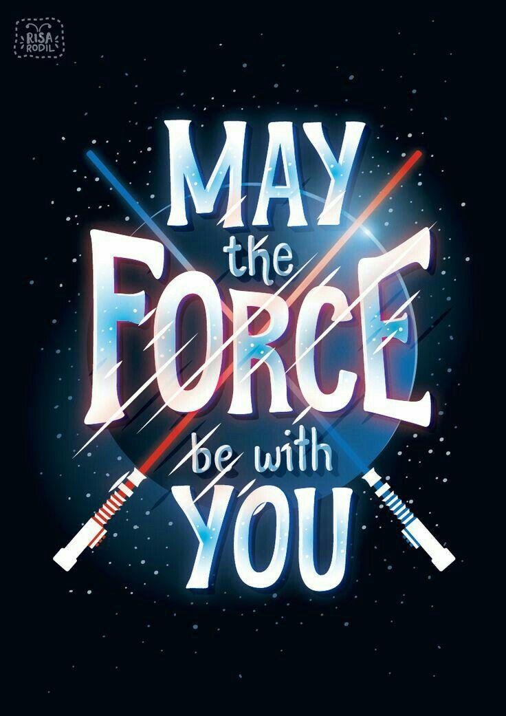 Che la forza sia con te star wars star wars - Star wars quotes wallpaper ...