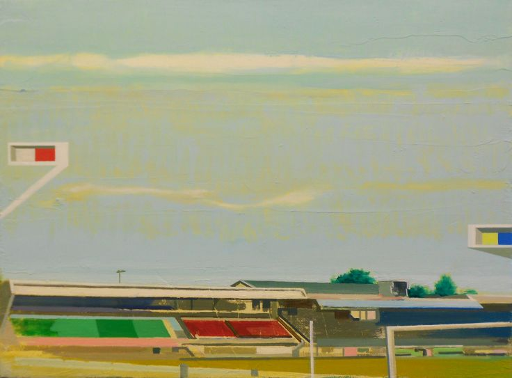 Albert Zwaan 2012 (private collection)