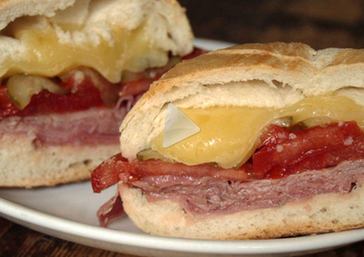 Bauru do Ponto Chic (tradizionale panino brasiliano) | Cucinare Meglio
