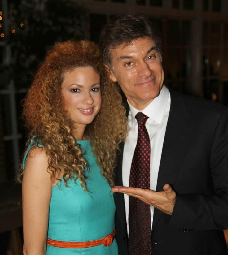 Miri Ben-Ari and Dr. Oz