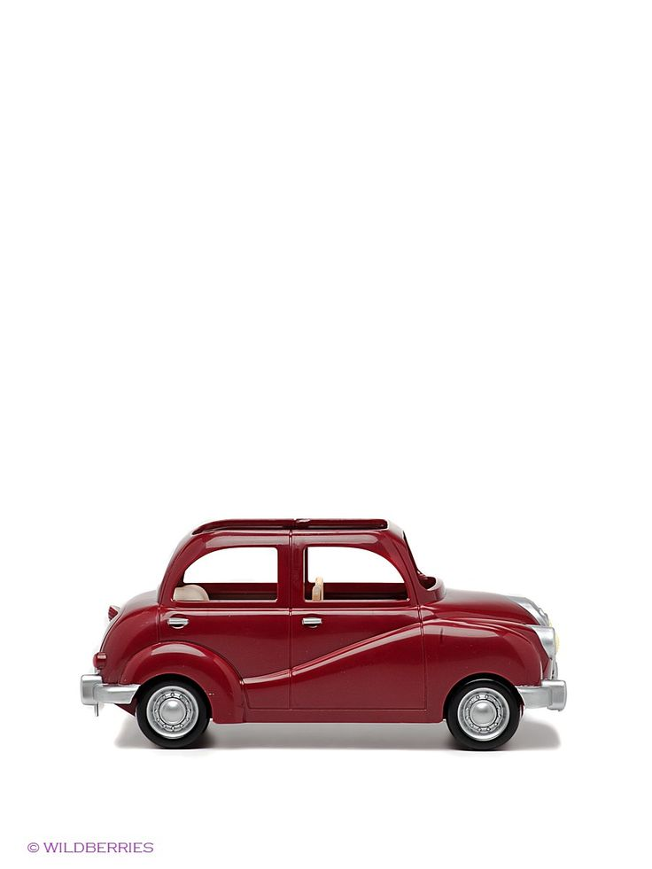 """Игровой набор """"Семейный автомобиль"""" - незаменимое средство передвижения в городке. На машине можно отправить куда угодно, при этом есть сидение даже для малыша. На крыше машины можно закрепить лодку или принадлежности для пикника.У машины открытый верх, окошки, колесики свободно вращаются."""