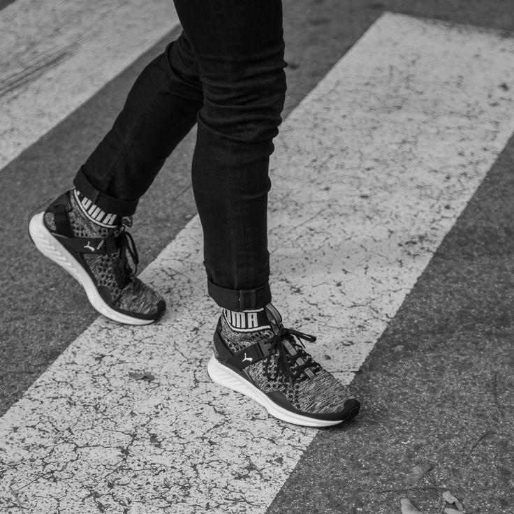 Puma revoluciona su modelo Ignite con un upper confeccionado con la tecnología Evoknit 🔝 Ven a verlas a nuestras tiendas o visita 👉 https://www.zapatosmayka.es/es/catalogo/hombre/puma/deportivos/zapatillas/421010163292/ignite-evoknit/