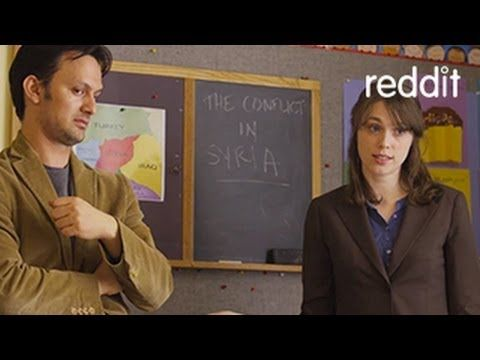 Actually a good way to explain what's happening to students Explain Like I'm Five: The Crisis in Syria - YouTube