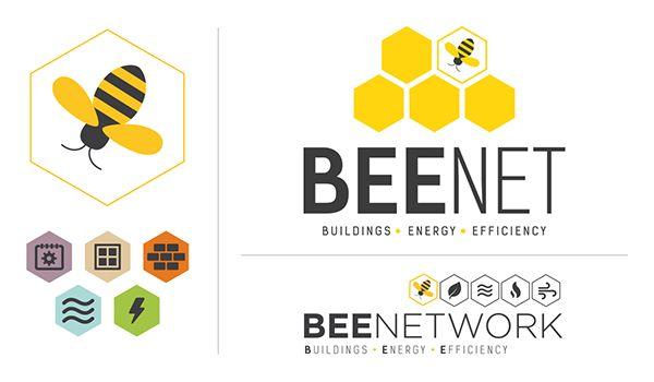 Brand Identity https://www.behance.net/gallery/32329137/Beenet