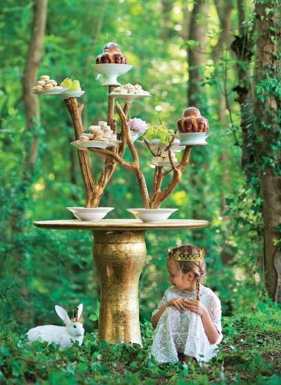 Mid-summers Night Dream Party ... or a Leah In Wonderland party. Oh I can so turn our backyard woods into a magical land.