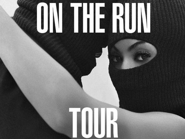 On The Run Tour de Beyoncé y Jay Z