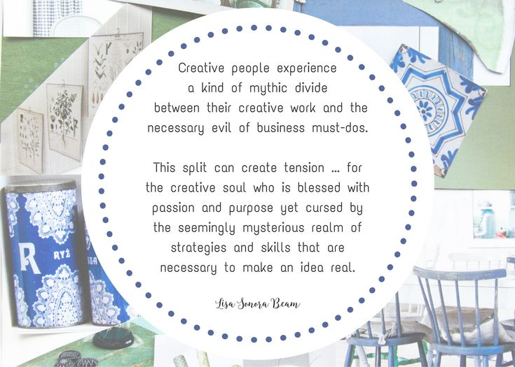 Visual journaling for business: collages - Dala Muses