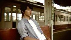 [MV] Karasu -- Lessha (trains) https://www.youtube.com/watch?v=S_J0ne2G6Mc  Kento Yamazaki
