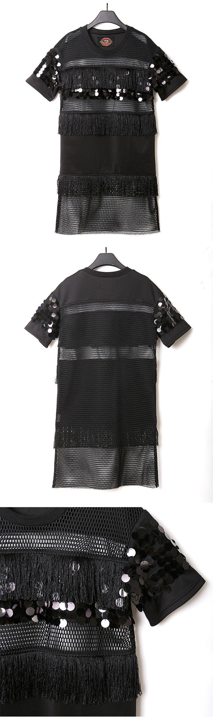 Мелинда стиль 2015 новых мужчин мода платье лето свободного покроя блестками сетки платье белый и черный 2 цвета свадебные платья бесплатная доставка, принадлежащий категории Платья и относящийся к Одежда и аксессуары для женщин на сайте AliExpress.com   Alibaba Group