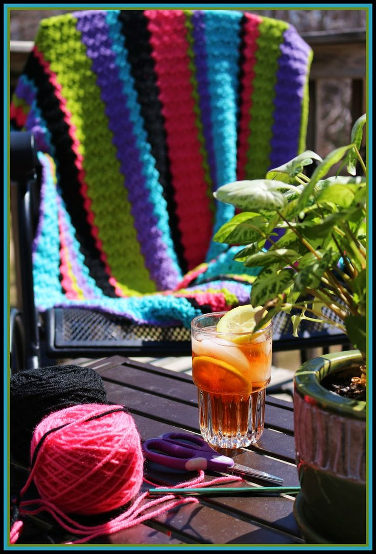 Crochet Supernova: Roll of the Dice Afghan ~FREE PATTERN