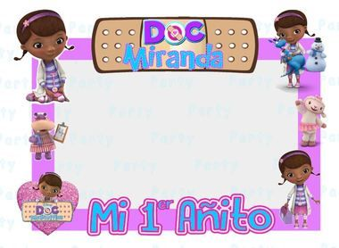 Doc McStuffins  Photo Booth  A photo booth is great  day fun or a perfect party activity
