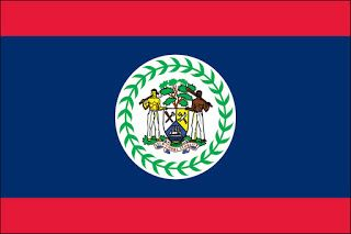Imagehub: Belize Flag HD