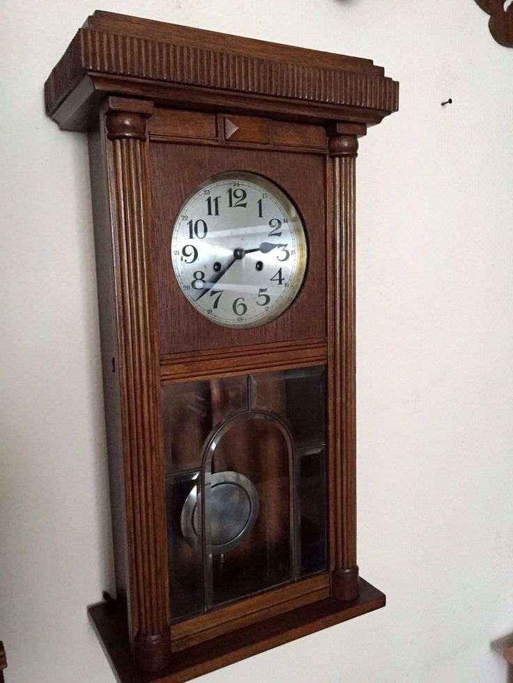CLEARANCE Antique German Wall Clock for Sale | eBay