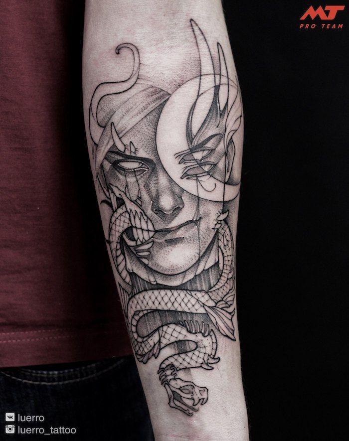 1001 Coole Vorlagen Und Motive Für Tattoos Für Männer Ronny