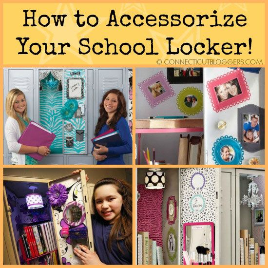 Locker Wallpaper Diy: 134 Best Images About Cute Ways To Decorate Lockers On