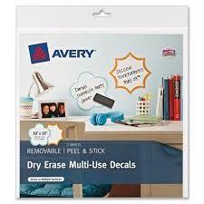 #avery #dry #erase @ http://www.astuteofficesupplies.co.nz