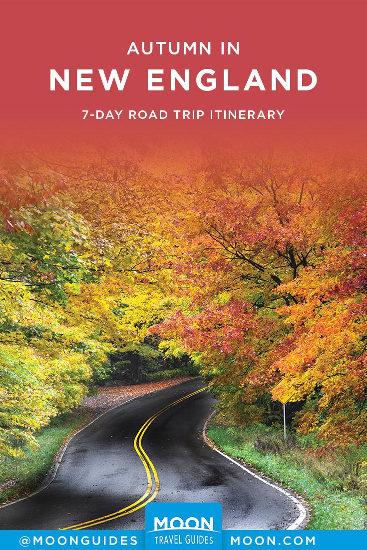Travel to New England in autumn to see brilliant displays of foliage. Plan  your road trip with this one-week itinerary, beginning in New York City, ...