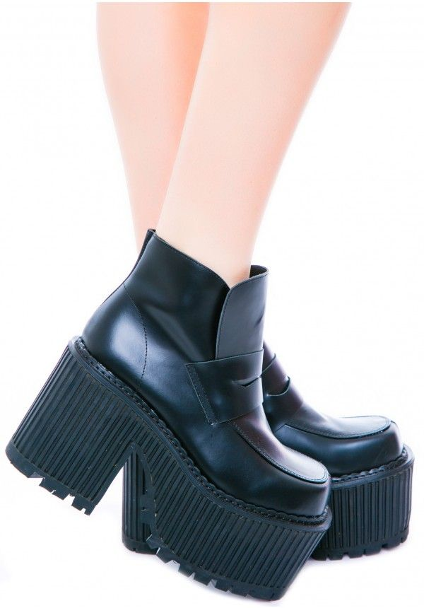 UNIF Heathers Boot | Dolls Kill
