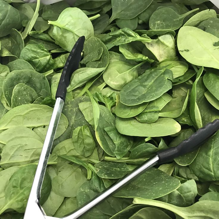 Organic Loose Spinach