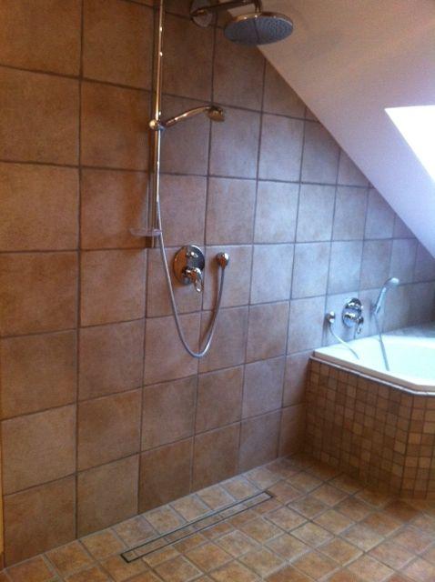 Offene Dusche Kleines Bad : kleine B?der Besonders f?r kleine B?der bietet sich eine Dusche
