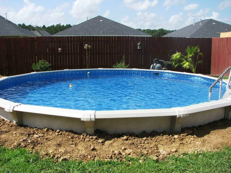 Best 25 above ground pool slide ideas on pinterest for Cheap swimming pools near me