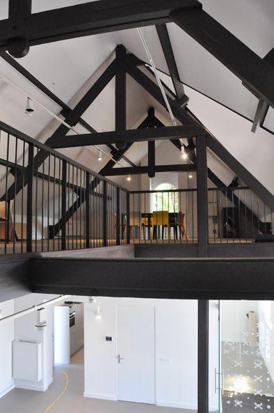 Interieurontwerp Koetshuis Gemeente Brummen