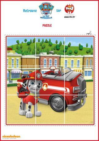 Et si on faisait un puzzle ? Imprime et reconstitue le puzzle de Marcus de la Pat'Patrouille sur TFou.fr. Qu'il est beau son camion de pompier ! Découvre plein d'activités et de coloriages de Marcus de la Pat Patrouille sur TFou.