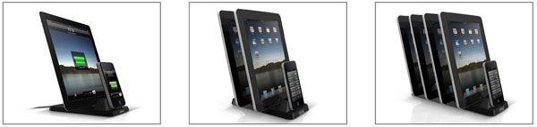 Un unico caricabatterie di caricare simultaneamente il tuo iPod, iPhone e Mac? Esiste!