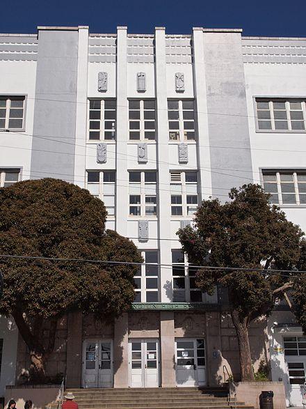 George Washington High School (San Francisco) - Wikipedia, the free encyclopedia