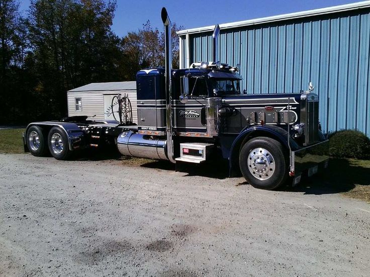 Semi Trucks Craigslist original 34 [ Narrow Nose Peterbilt ...