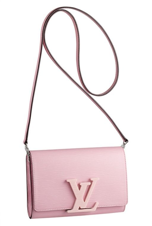 Louis Vuitton Spring Summer 2014 Bag Collection. The Blonde in the Pic.  Another fav.