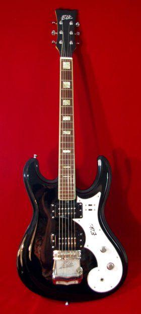 alte Gitarre Mosrite-Style Punkrock - ebay-kleinanzeigende