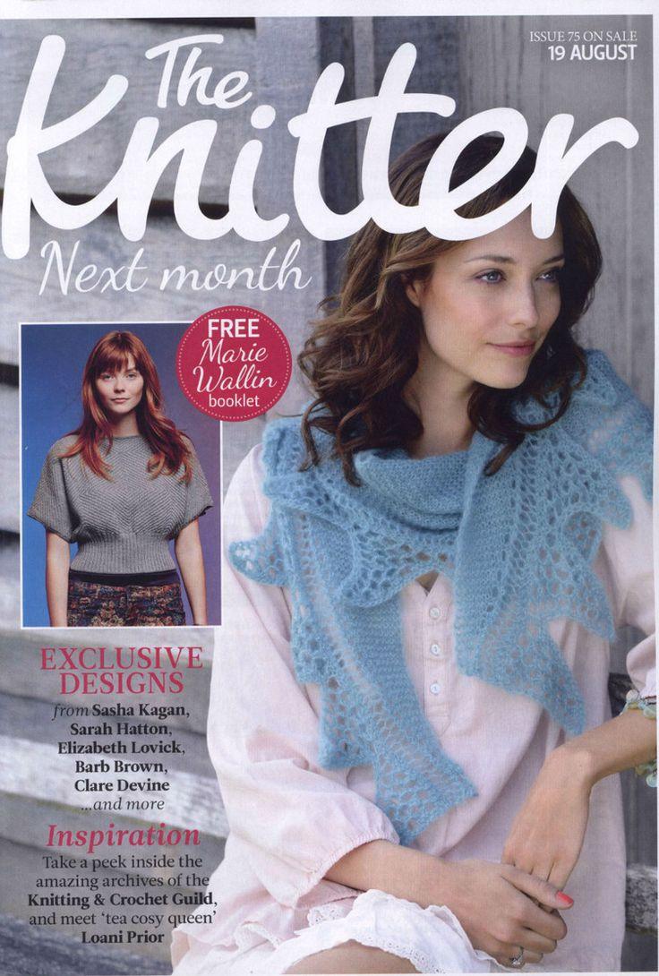The Knitter №74  2014 - 轻描淡写 - 轻描淡写