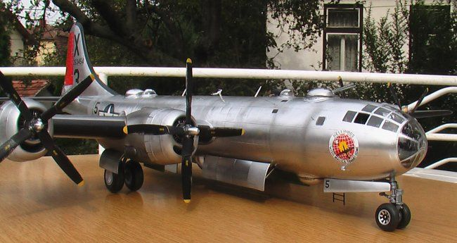 B-29 Superfortress 1:48 scale