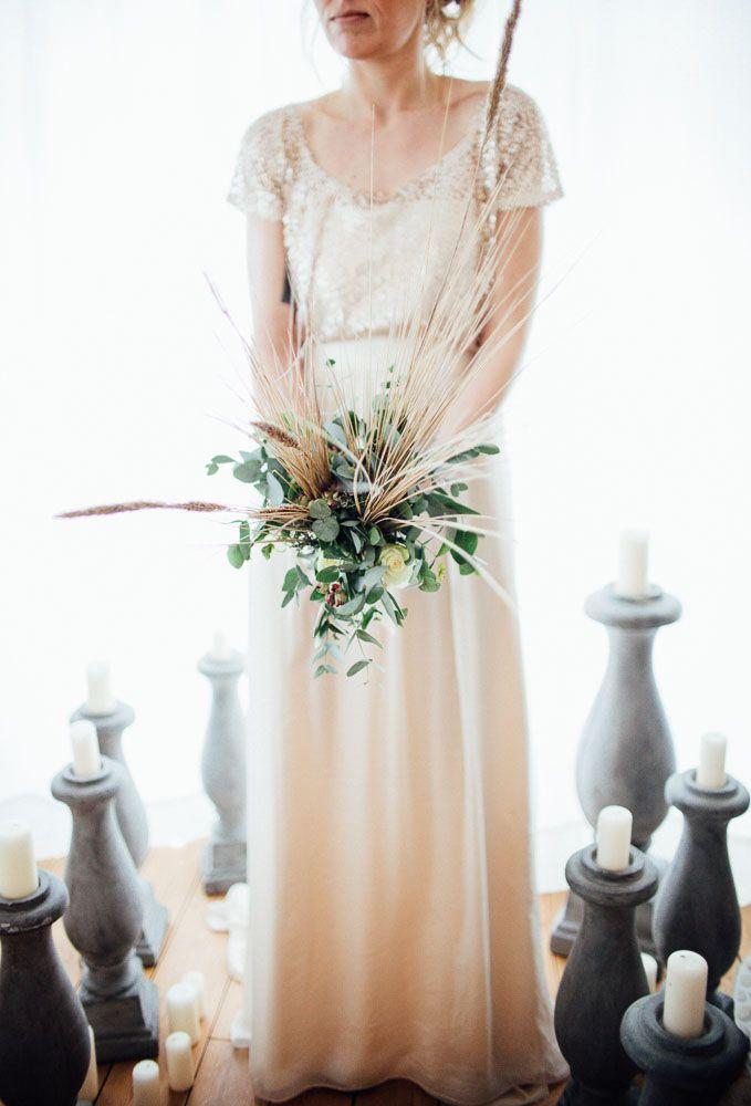 #bouquet Ein Ja am Meer: Eine Strandhochzeit auf Fehmarn | Hochzeitsblog - The Little Wedding Corner