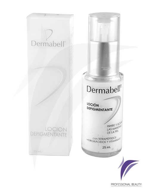 Loción Despigmentante 25ml: Loción formulada con activos aclarantes, filtro solar y emolientes que regulan la formación de melanina previniendo la aparición de las manchas e hidratando la piel.