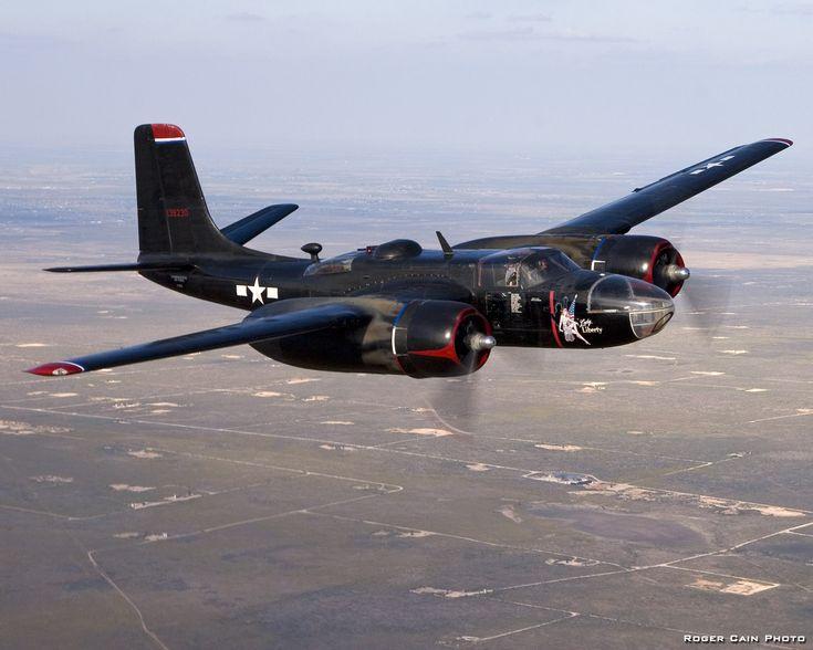 Douglas A-26 Invader - Click Image to Close | Lady liberty ...