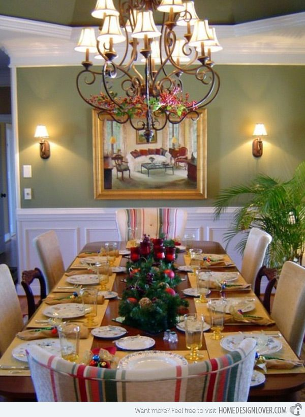 155 Best SEASONAL Holiday Tables Images On Pinterest