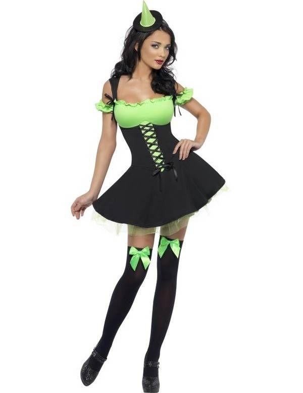 Fever Heks groen Nr.1 in carnavalskleding en feestartikelen. Goedkope carnavalskleding en carnavalskostuums online bestellen. Snelle levering van jouw carnavals