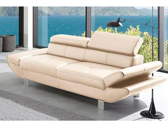 Cotta 2 5 Sitzer Sofa Beige 223cm Strapazierfahig Fsc Zertifizier In 2020 3 Sitzer Sofa Sofas Kunstleder