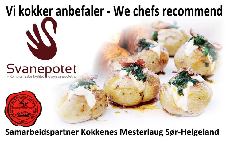 http://svanepotet.no/ Svanepotet As er et lite potetpakkeri som pakker små, norske gourmetpoteter av kompromissløs kvalitet til horeca-markedet. Leveringsdyktige hele året!  Eftedal gård: Hedrumveien 644, Tlf: 474 66 846