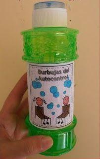Educación Preescolar: Burbujas del autocontrol