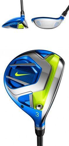 Bois de parcours (3 et 5) Nike Vapor fly - Shaft graphite MRC Tensei CK Blue 65F - senior/regular/stiff - Loft 14°,15° et 16° ** More info could be found at the image url. #GolfClubs
