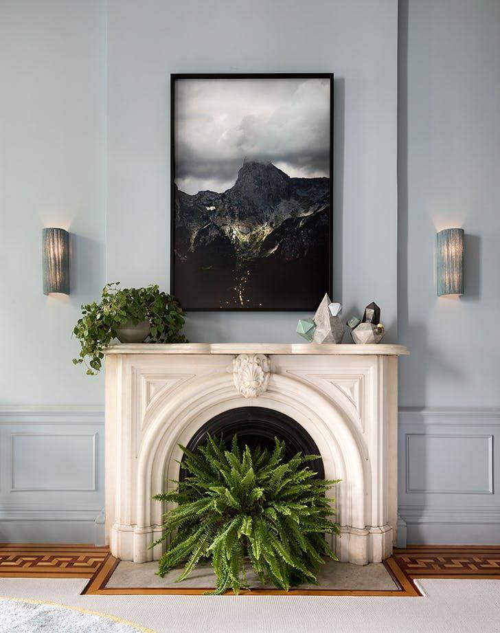 9 Brilliant Decorating Ideas We Bet You Never Thought Of Fireplace Decor Contemporary Home Decor Farmhouse Fireplace Decor