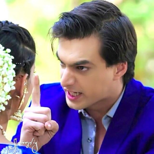 Anger is an expression of love..When you find your love at risk..In danger.. Automatically all your love care concern for the person gets concerted into anger.. After all when a person is your life..Your breath..Your heartbeat.. Just the thought to loose it is vulnerable ! #kartik got angry as #naira risked her life which he couldn't bear ! Just a perfect scene ! #marvelous   . #kaira #kaira❤️ #specialedit Comment your reviews  . #500epiofkaira ____________________________________...