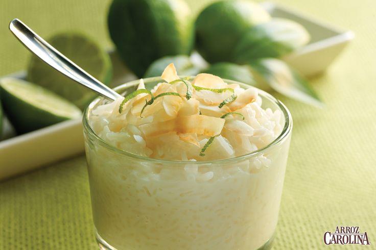 La mezcla de sabores y olores de nuestro Arroz Jazmín Tailandés Carolina con coco y limón, es tan agradable, que hoy querrás comerte el postre antes de la cena, (si haces trampa, asegúrate de que no te vean).   Por cierto, el próximo domingo es el día nacional del pudín de arroz, guarda tus recetas favoritas para que te vayas preparando.