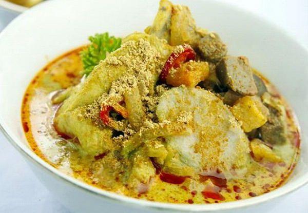Resep Lontong Cap Gomeh Spesial Resep Masakan Masakan Makan Malam