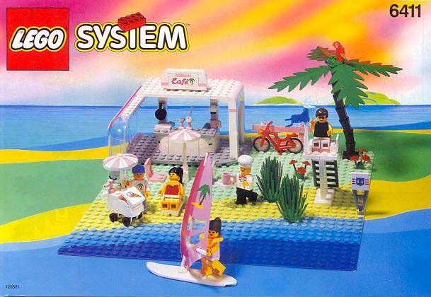 6411 Sand Dollar Cafe - Brickipedia, the LEGO Wiki